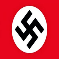 Nazi-Swastika-symbol-on-flag-300x225