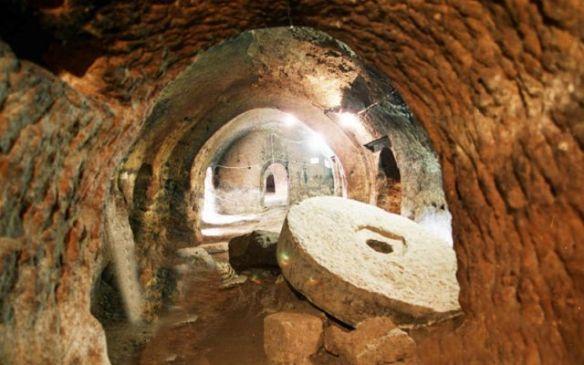 Subterrânea na Turquia 2