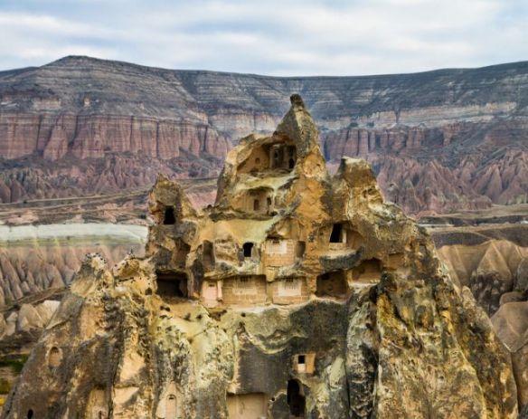 Descoberta Enorme Cidade Subterrânea na Turquia 3
