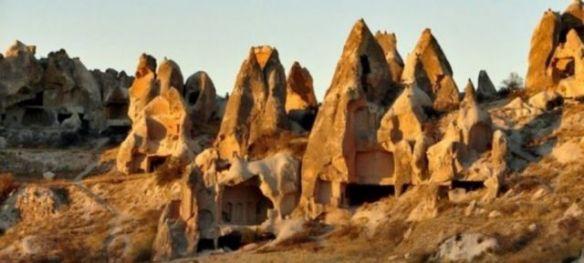 Descoberta Enorme Cidade Subterrânea na Turquia 5