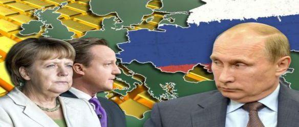 Revelado Plano Secreto de Vladimir Putin para Governar a Europa
