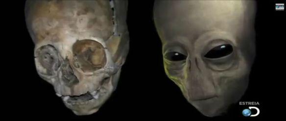Múmias Extraterrestres [Narração PT BR]