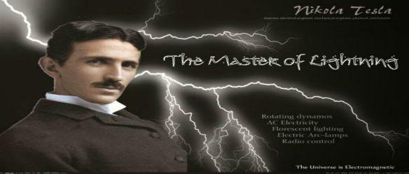 TESLA - O Mestre dos Raios