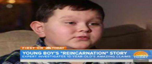 Rapaz de 10 anos reivindica ser uma reencarnação