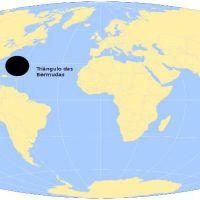 Triângulo das Bermudas e o Triângulo do dragão