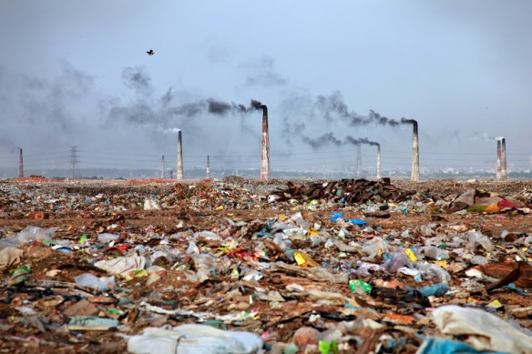 O que os humanos estão realmente a fazer ao nosso planeta, em 19 imagens de cortar a respiração 18