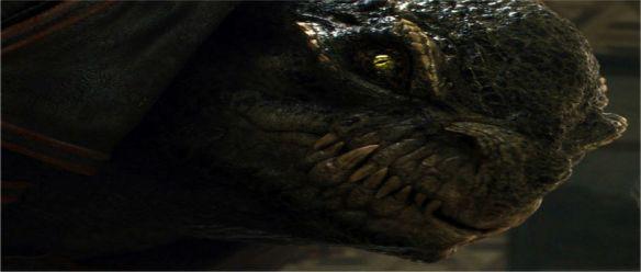 A raça alienígena reptiliana 1