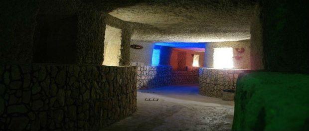 Antiga cidade subterrânia de Kish e o seu avançado sistema hidráulico 1
