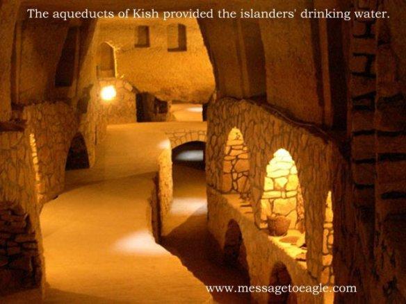 Antiga cidade subterrânia de Kish e o seu avançado sistema hidráulico 4