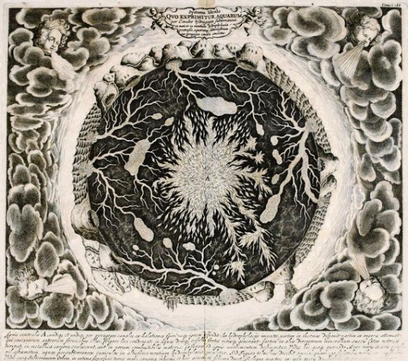 De acordo com os índios Macuxi da Amazónia, as lendas sobre a Terra Oca são verdadeiras 2
