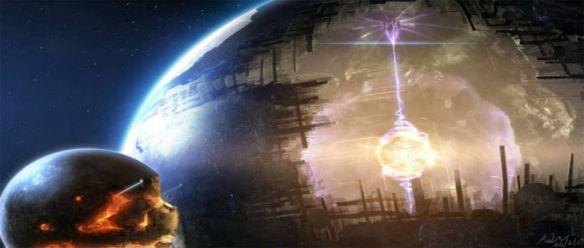 Programa Espacial Secreto A Lua pode ser uma estação espacial secreta 1