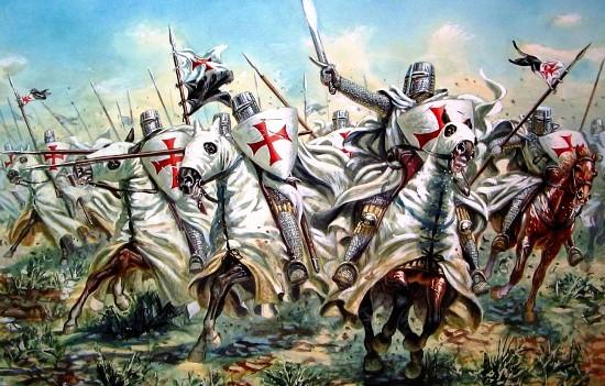 Os Cavaleiros Templários – História – Parte 1 3