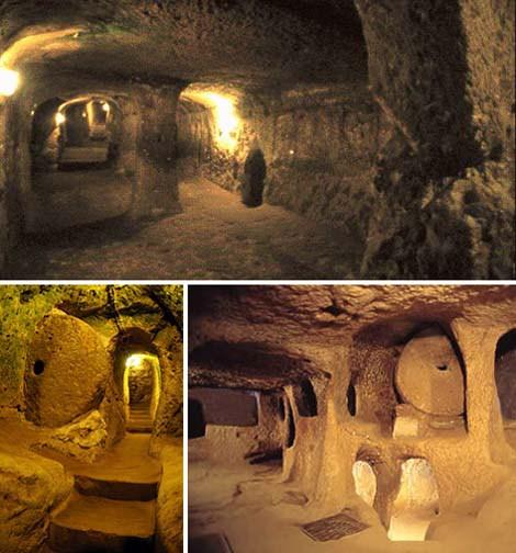 Rede de Túneis de 12 mil anos que cruza toda a Europa intriga investigadores 2
