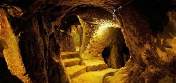 Rede de Túneis de 12 mil anos que cruza toda a Europa intriga investigadores 4