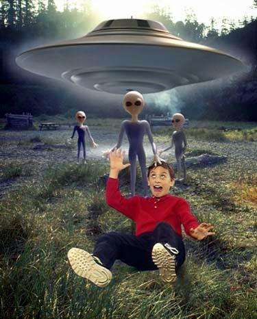 As experiências com Extraterrestres 12