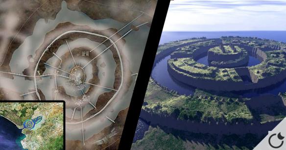 Doñana e Atlantis - a maior descoberta na história da humanidade que ninguém conhece