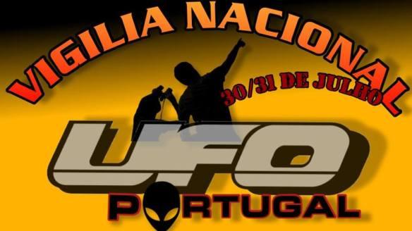 Vigília Nacional do fenómeno OVNI em Portugal 2016 1