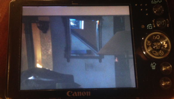 Residente de 'San Diego' – EUA - captura imagens de 'Aliens' no interior da sua casa Casa_1